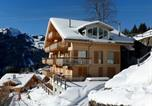 Location vacances Lauterbrunnen - Apartment Schwarzbirg-1