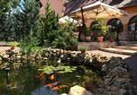 Hôtel Hajdúszoboszló - Platan Garden Rooms & Restaurant-2