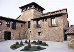 Hôtel Rubielos de Mora - Hotel Restaurante Masía la Torre-4