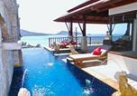 Location vacances Kathu - Orchidee Villa Patong : Amazing Seaview Villa-1