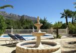 Location vacances Bolulla - Santa Clara-1