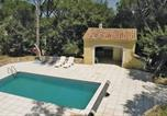 Location vacances Uchaux - Holiday home Quartier Le Pielon-4