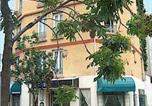 Hôtel Asnières-sur-Seine - Les Jardins d'Asnières-1