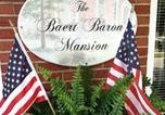Hôtel Muskegon - Baert Baron Mansion Bed & Breakfast-4