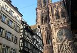 Location vacances Strasbourg - Résidence Place de la Cathédrale-3