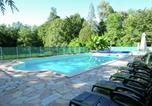 Location vacances Teillots - Three-Bedroom Holiday Home Saint Agnan Ii-2