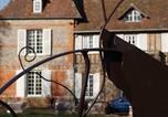 Hôtel Saint-Martin-d'Ecublei - Chateau de Saint Aubin sur Risle-3