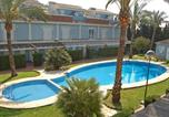 Location vacances els Poblets - Holiday Home Villas Alfar Ii.5-1