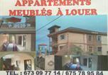 Location vacances Yaoundé - Immeuble Seka-1