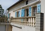 Hôtel Lacam-d'Ourcet - Aux 3 Pommiers-3