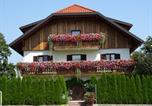 Location vacances Klagenfurt am Wörthersee - Frühstückspension Haus Brenner-1