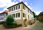 Location vacances Hirschaid - Exklusive Ferienwohnung Geisfeld-3
