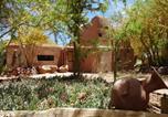 Location vacances Toconao - Casa Jardín-3