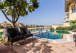 Location vacances Dubaï - Keys Please Holiday Homes - Villa with Private Beach on Frond A - Palm Jumeirah-1