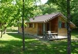 Location vacances Barretaine - Les Lodges du Herisson-3