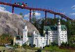 Location vacances Leipheim - Holiday Home Legoland (4-Personen-Themenzimmer).24-3