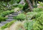 Hôtel Plémy - Un Jardin à Moncontour-4