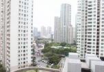 Location vacances Shanghai - Shanghai Yopark Serviced Apartment- Jing'an International Plaza-1