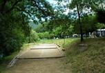 Camping avec Site nature Gard - Camping Le Val de l'Arre-4