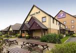 Hôtel Thurlaston - Premier Inn Rugby North - M6 Jct 1-1