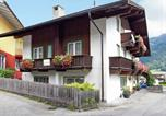 Location vacances Uderns - Holiday home Bergheim 1-3
