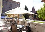 Hôtel Cheney - Spokane Club Inn-2
