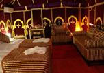 Camping  Acceptant les animaux Maroc - Bivouac Chergui Sahara De Luxe-2