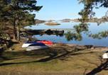 Location vacances Halden - Hällestrand nr 6 Seaview-4