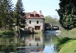 Hôtel Is-sur-Tille - Chambres d'Hôte Le Moulin de Fontaine-4