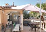 Location vacances Beaulieu - Six-Bedroom Holiday Home in Sussargues-4