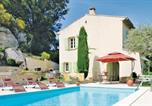 Location vacances Clansayes - Holiday home Clansayes 37-1