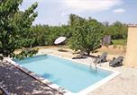 Location vacances Montjoyer - Holiday home Chemin du Pontillard-1