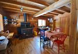 Location vacances Revelstoke - Violet Cabin-4