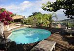 Location vacances  Polynésie française - Chalet de tahiti-1