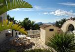Location vacances Cumbre del Sol - Casa Vistacalpe-2