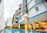 Hôtel Chana Songkhram - New Siam Palace Ville-3