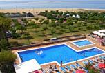 Camping Barcelone - Camping Del Mar-1