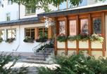 Hôtel Schwäbisch Gmünd - Gästehaus Becher-3