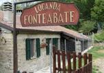Hôtel Bagno di Romagna - Locanda Fonteabate-3