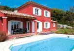 Location vacances Tourrettes - Three-Bedroom Villa Château De Camiole 2-2