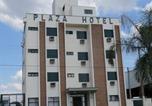 Hôtel Araras - Limeira Plaza Hotel-3