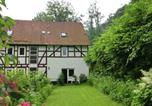 Location vacances Korbach - Holiday home Alte Wassermühle-1