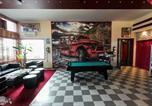 Hôtel Lovisa - Motel Road 66-4
