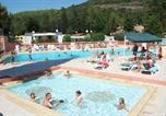 Camping avec Piscine Antibes - Parc Saint James Le Sourire-2