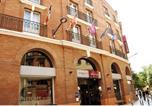 Hôtel 4 étoiles Toulouse - Mercure Toulouse Wilson-1