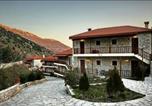 Hôtel Βυτινα - Koustenis Village-4