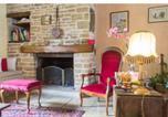 Hôtel Gerland - Maison bourguignonne-1