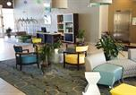 Hôtel Santee - Holiday Inn Santee-4