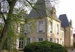 Hôtel Renneville - Château de Saint Michel de Lanès-3