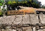 Hôtel Villanovaforru - Hotel Antica Casa Diana-4
